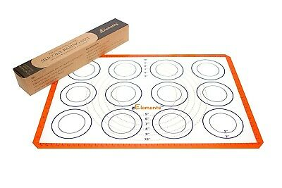 zElements Silicon Baking Mat: Premium, Professional and Food-Grade Silicone