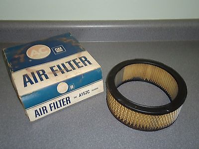 New NOS OEM AC Air Filter A152C 5649690 1962-1967 Ford Mercury V-8 V8