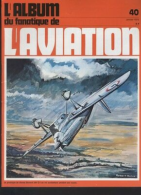 (165) Le fanatique de l'aviation N° 40