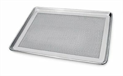 Star 36718 Commercial Grade 18-Gauge Perforated Half Size Sheet Pan 13 by 18in