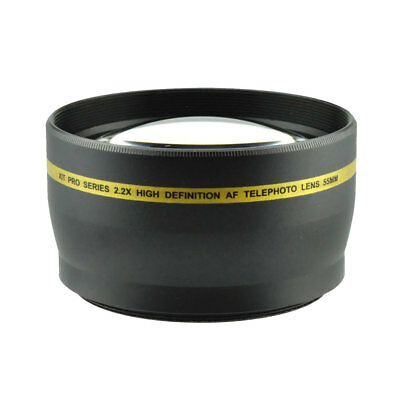 Xit 55mm 2X Telephoto Lens 55 mm