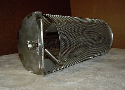 Brand New 5 Lb Coffee Roaster For Bbq Grill Also For Peanut Chile Cacao Roasting