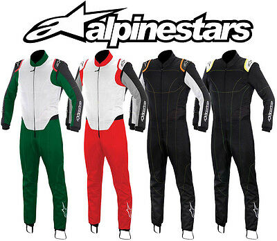 Alpinestars KMX 1 Suit Ideal for Kart Racing & Autograss All Sizes & Colours