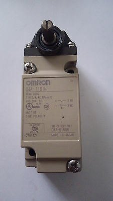 Omron D4A-1101N  Limit Switch     New!