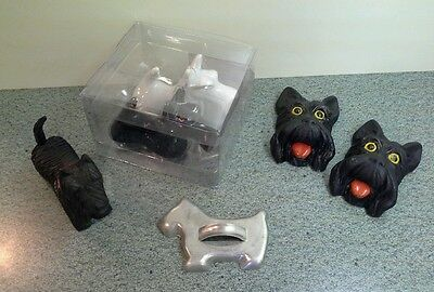 Mixed Lot of Vintage SCOTTIE DOG COLLECTIBLES