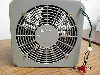 "Hoffman A-Pa10Axfn Cooling Fan Assembly 10"" Fan 115Vac  Usip"
