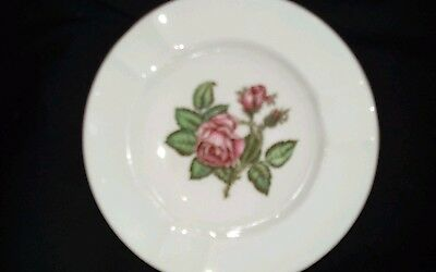 Vintage  WEDGEWOOD Ashtray 'Moss Rose' Etruria & Barlington made in England