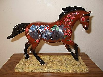 Trail Of Painted Ponies Run For The Roses Sample Horse Dillards Exc Free Ship