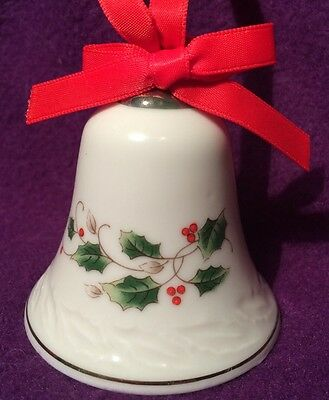 Royal Limited Holly Holiday Bell Christmas Red Ribbon Made in Japan