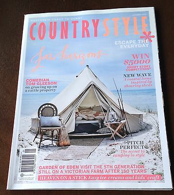 Australian Country Style Magazine Issue January 2016 Aud Picclick Au