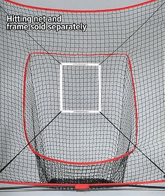 PowerNet Strike Zone Attachment For 7x7 Baseball Net. Shipping is Free