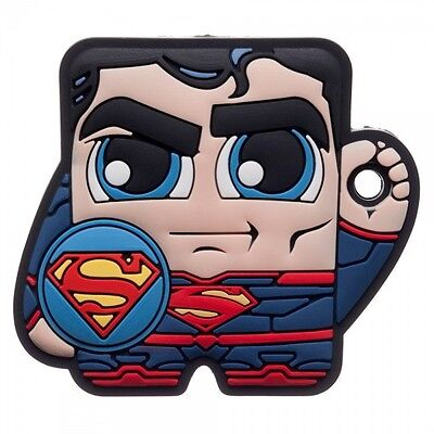 Foundmi DC Comics New 52 Superman App Enabled Bluetooth Tracking Tag. Shipping i