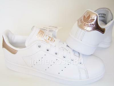 magasin d'usine a68e1 bba11 adidas stan smith femme rose gold
