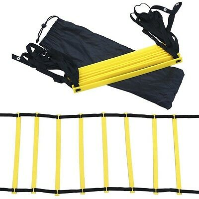Yaheetech Professional Agility Ladder with Free Carry Bag. Free Shipping
