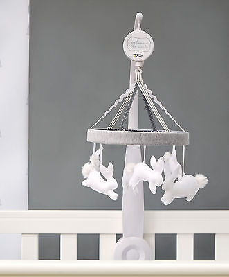 Mamas & Papas Welcome To The World Musical Cot Mobile
