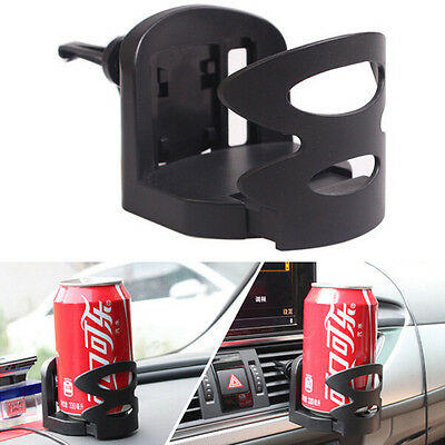 360° Universal Car Van Air Vent Mount Beverage Drink Cup Bottle Can Holder Stand