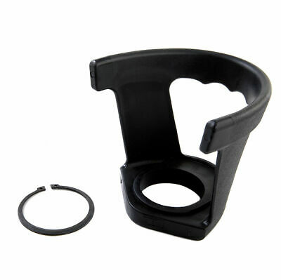 "Catalina Carry Handle Black 2-5/8"" with Snap Ring Cylinder Tank Style (ECH-1-SN)"