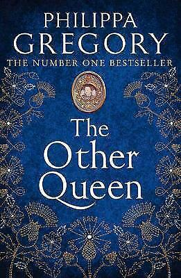 The Other Queen - New Book Gregory, Philippa
