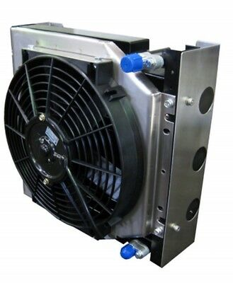 RENCOOL Remote Mounted Electric Air Conditioning Condenser 18000 BTU Auto/Mining