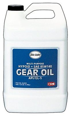 Crc Sl2433 Sta-Lube Apigl-5 Plus New Generation Heavy Duty Ge