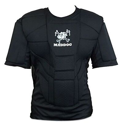 Maddog Sports Pro Padded Chest Protector - Small / Medium. Free Shipping