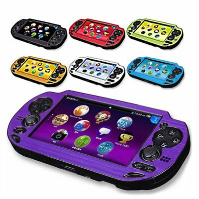 Metal Aluminum Hard Case Protective Cover for Sony Playstation PS Vita PSV 1000