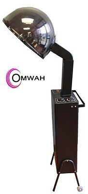 Omwah Professional Hair Salon Adjustable Conditioning Styling  Hooded Box Dryer