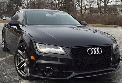 2012 2013 2014 2015 Super Rare Audi A7 Mesh Sport Grill Grille Rs7