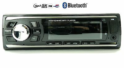 Stereo Auto Bluetooth 50Wx4 Autoradio Fm Mp3 Usb Micro Sd Aux Mi-2035Bt New 2017
