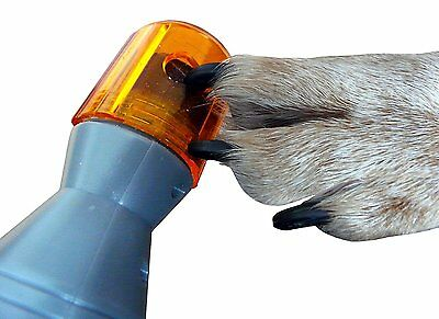 Pet Dog Cat Nail Trimmer Grinder Electric Grooming Tool Care Clipper Nail File