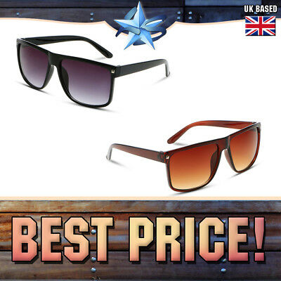 New Fashion Men & Women Sunglasses Black Brown