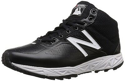 (8 4E US, Black/White) - New Balance Men's MU950V2 Umpire Mid Shoe. Brand New