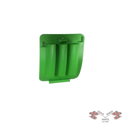 2606-372 Arctic Cat Right Hand Green Air Intake Louver