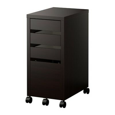 3 drawer storage aud picclick au - Table a roulettes ikea ...
