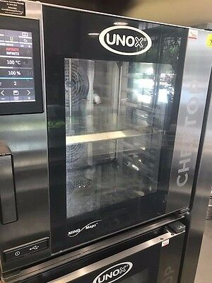 Urgent Sale - Near New Unox Combi Oven + Slow Cooker