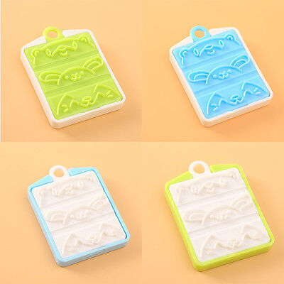 Sausage Cutter Mold Mould Bento Party DIY Decorate Cute Shape Lovely Cute
