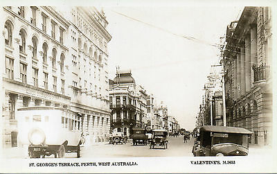 Australia vintage western australia perth st george 39 s for 16 st georges terrace