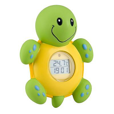 Nuby Baby Floating 3 In 1 Bath / Room LCD Display Thermometer