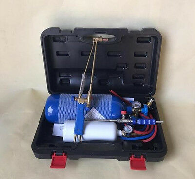 CE 2L Portable Oxygen welding equipment torch Refrigeration Repair Welding Tools