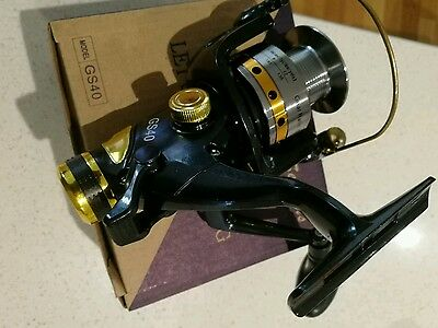 1 Brandnew bait feeder fishing reel GS(SW)4000 10+1 ball bearings baitfeeder$35
