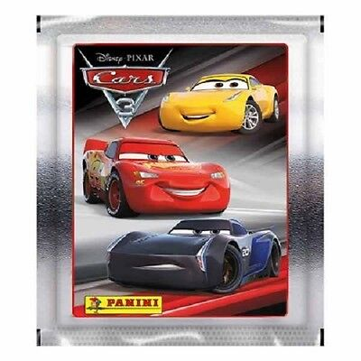 5x Panini Disney Pixar Cars 3 Collection Sticker Pack (5 sealed packs)