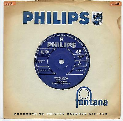 "Roger Miller - England Swings - 7"" Single"