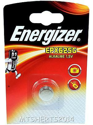 1 x Energizer EPX625G LR9 1.5v Single Use Alkaline Battery Batteries  NB28