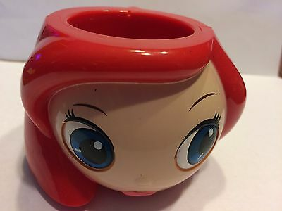 Disney Little Mermaid Plastic Mug - Ariel