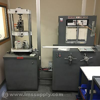 Tinius Olsen 30K Super L Tensile & Compression Testing Machine Usip