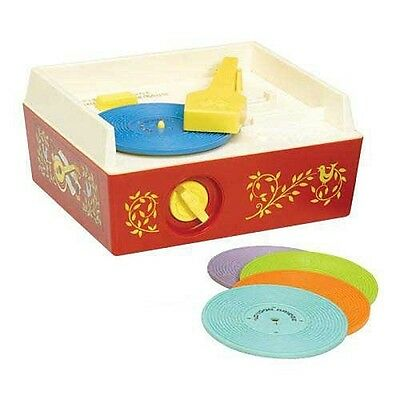 (1, Normal) - Fisher Price Classics Record Player. Free Delivery
