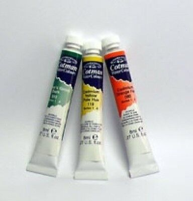 (1/2  Napf) - Cotman Water Colour Compact Set WINSOR & NEWTON. Winsor and Newton