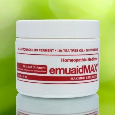 (Pack of 1) - EMUAID 1554880 First Aid Ointment - 60ml. Best Price