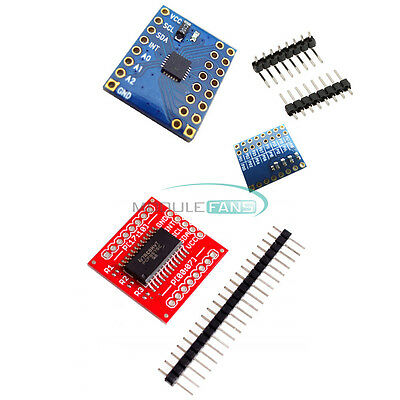 PCF8575 Extension Shield Module 16-bit IIC I2C I/O SMBus I/O ports For Arduino