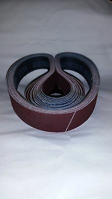 "1"" x 42"" Sanding Belts Variety Pack (12pcs)"